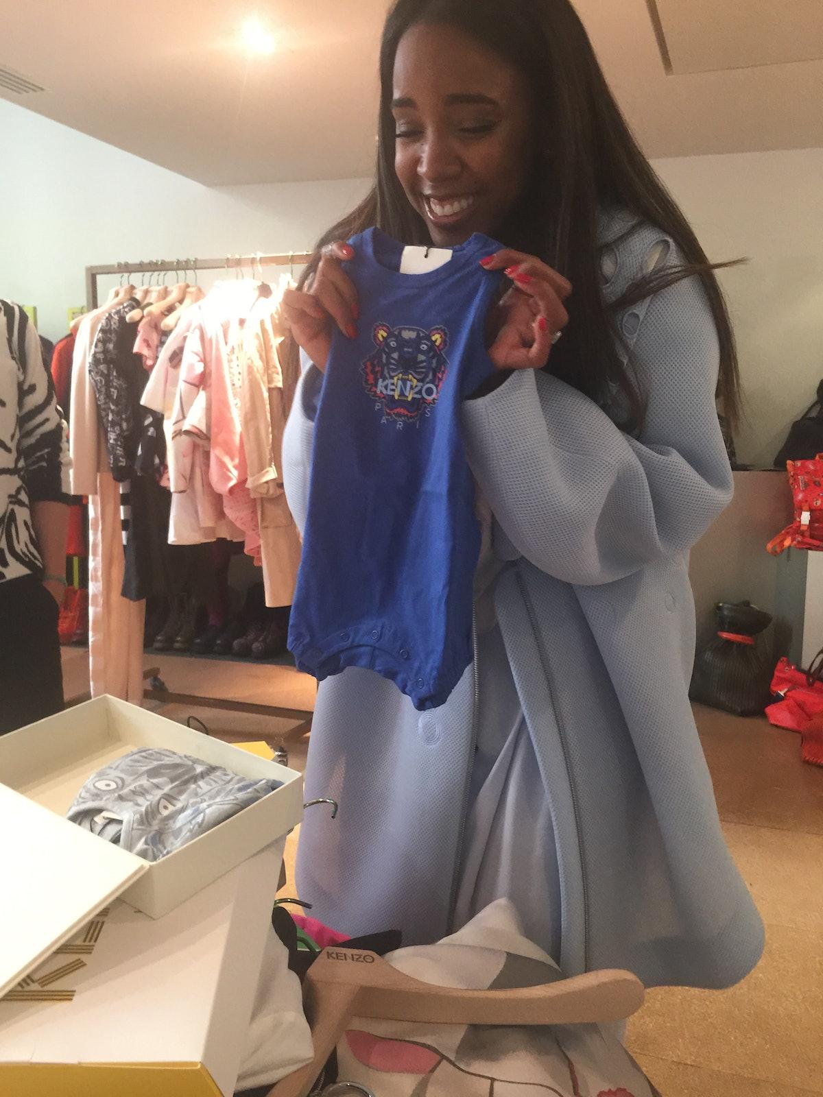 Kelly Rowland's Paris Fashion Week Diary