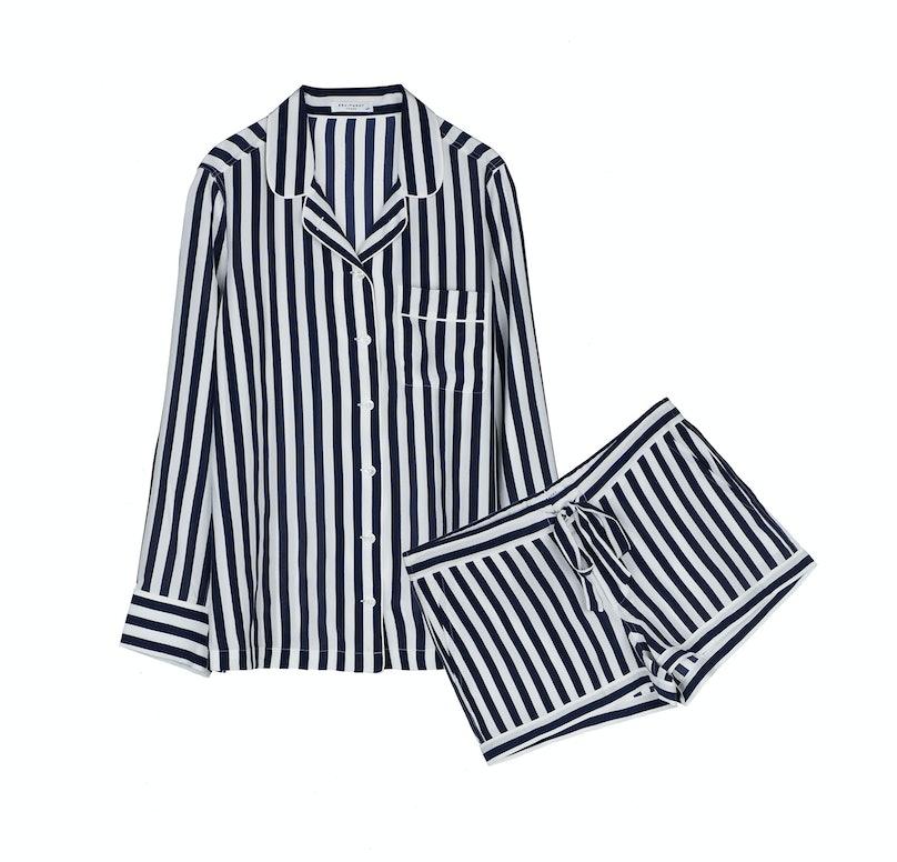 Equipment pajama set