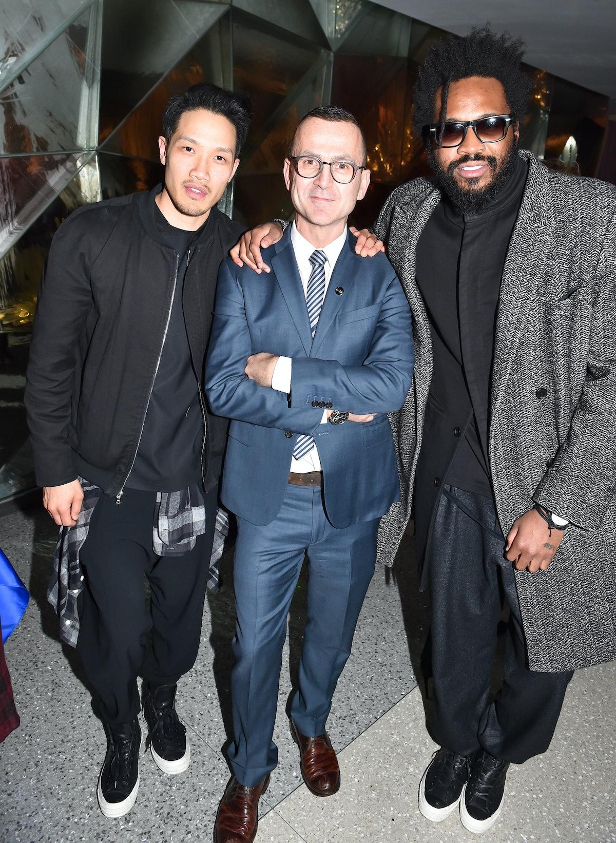 Dao-Yi Chow, Steven Kolb, and Maxwell Osbourne