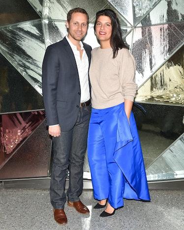 Max Assoulin and Rosie Assoulin