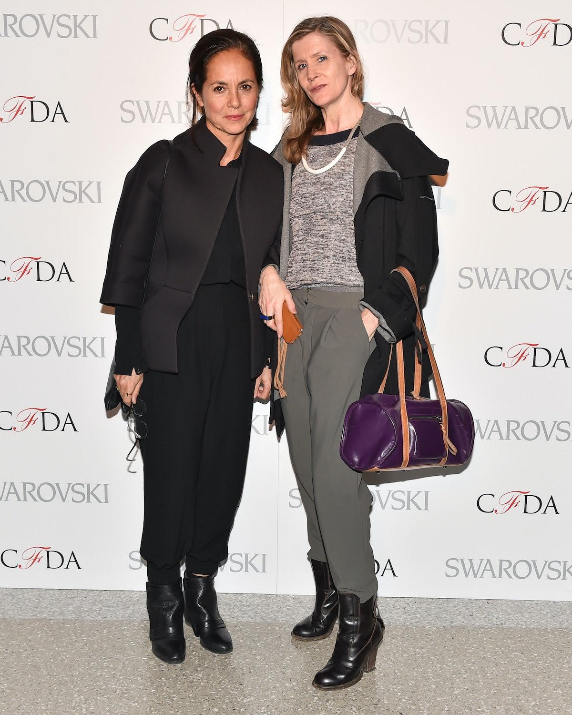 Maria Corjeno and Victoria Bartlett