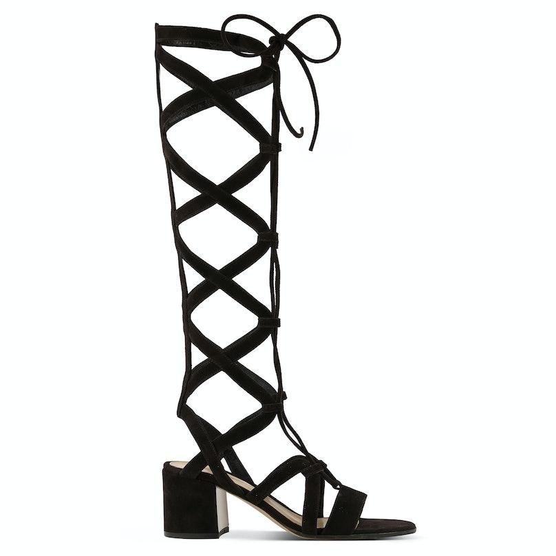 Gianvito Rossi gladiator sandals