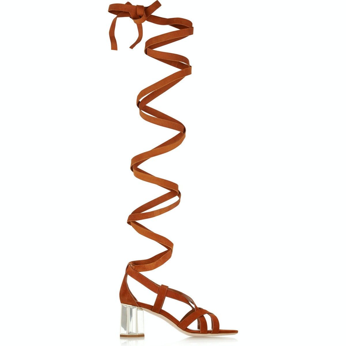 Miu Miu gladiator sandals