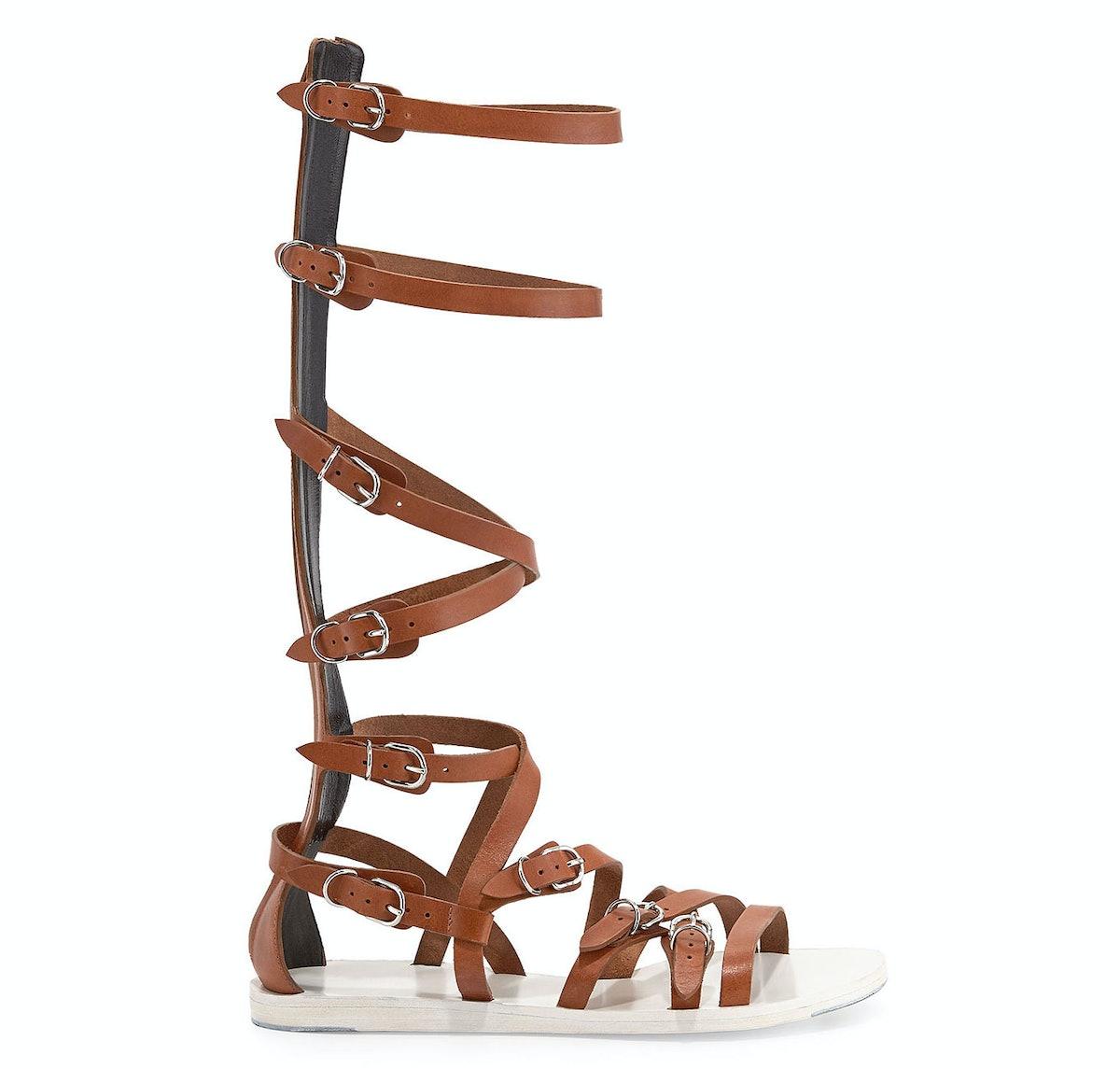 Balenciaga gladiator sandals