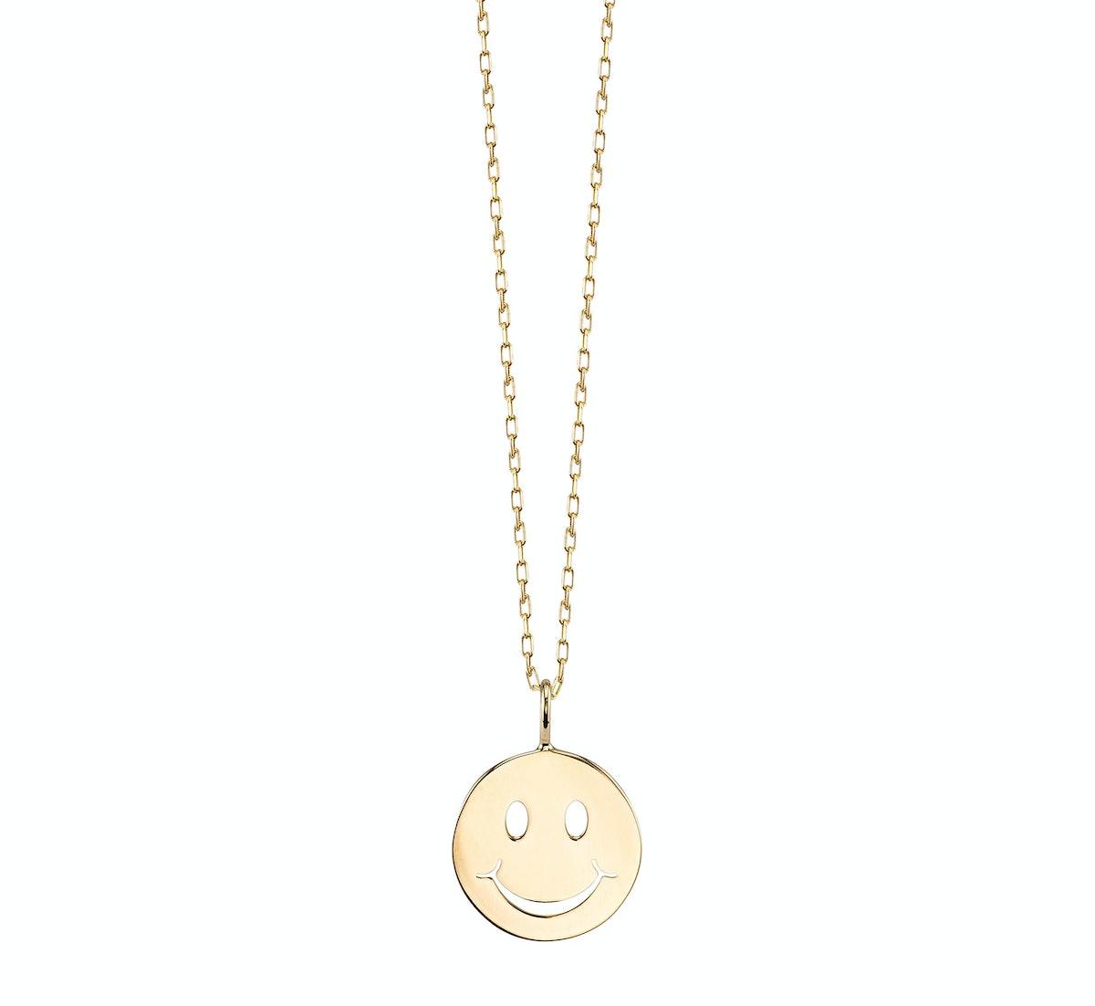 Sydney Evan 14k yellow gold necklace