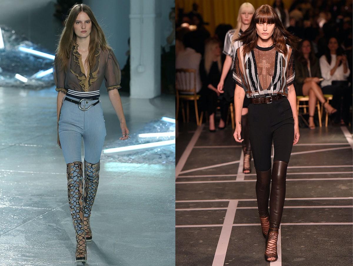 Rodarte vs. Givenchy