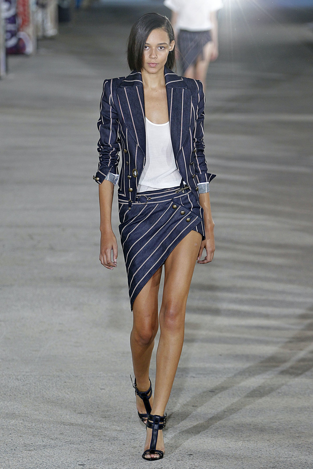 Anthony Vaccarello Spring 2015