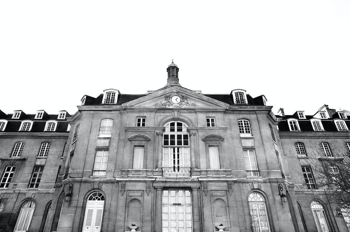 Yves Saint Laurent headquarter
