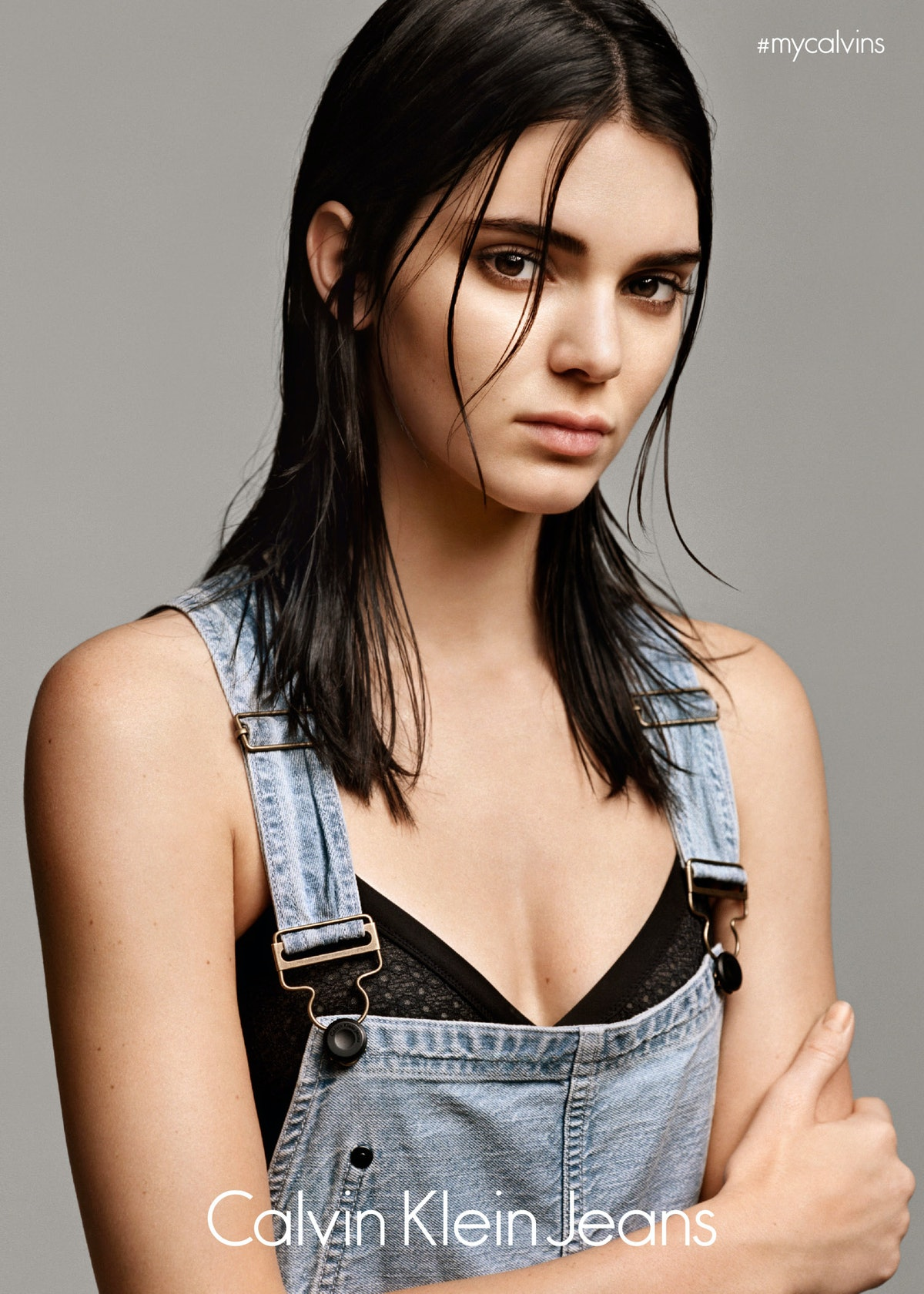 Kendall Jenner for Calvin Klein Jeans