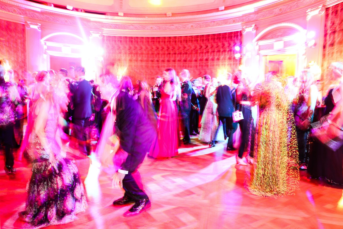 THE FRICK COLLECTION YOUNG FELLOWS BALL 2015, A Dance at the Spanish Court