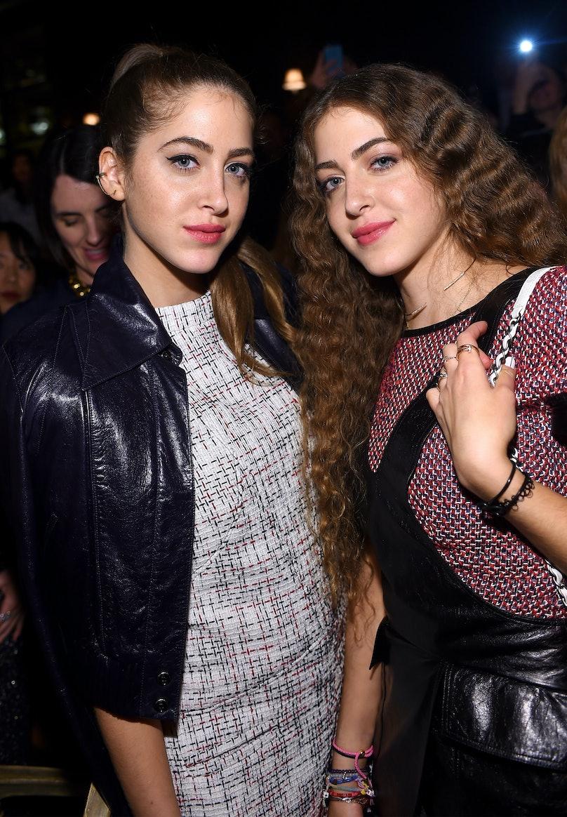 Haya and Sama Abu Khadra