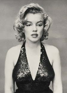 Richard Avedon's Marilyn Monroe