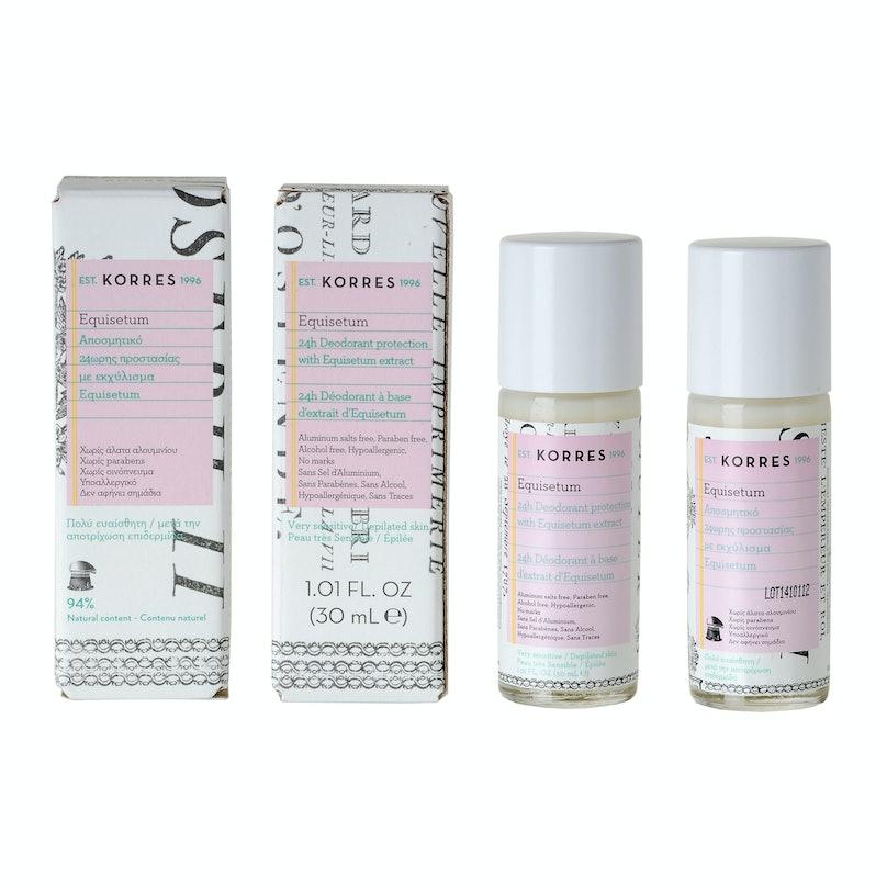 Korres Equisetum 24-Hour Deodorant