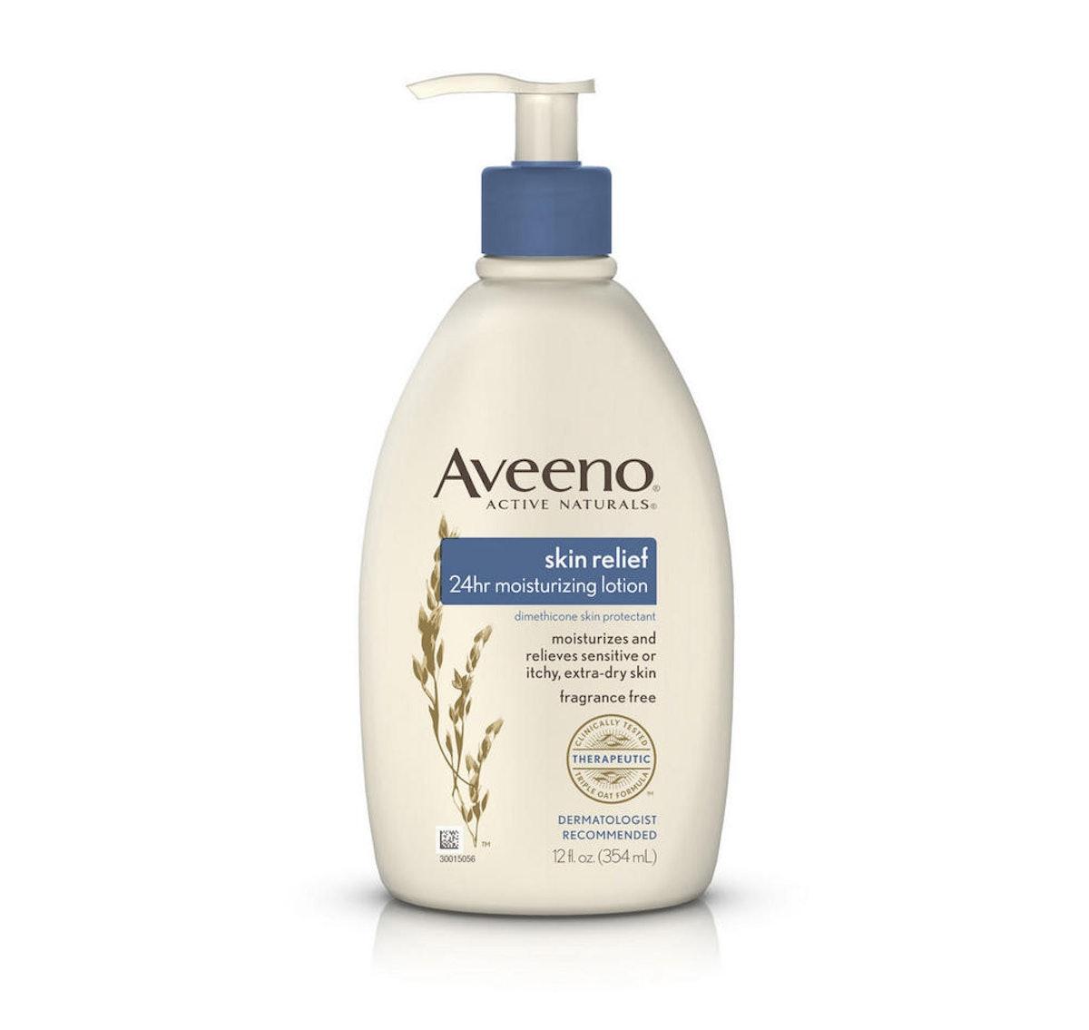 Aveeno Skin Relief 24HR Moisturizing Lotion