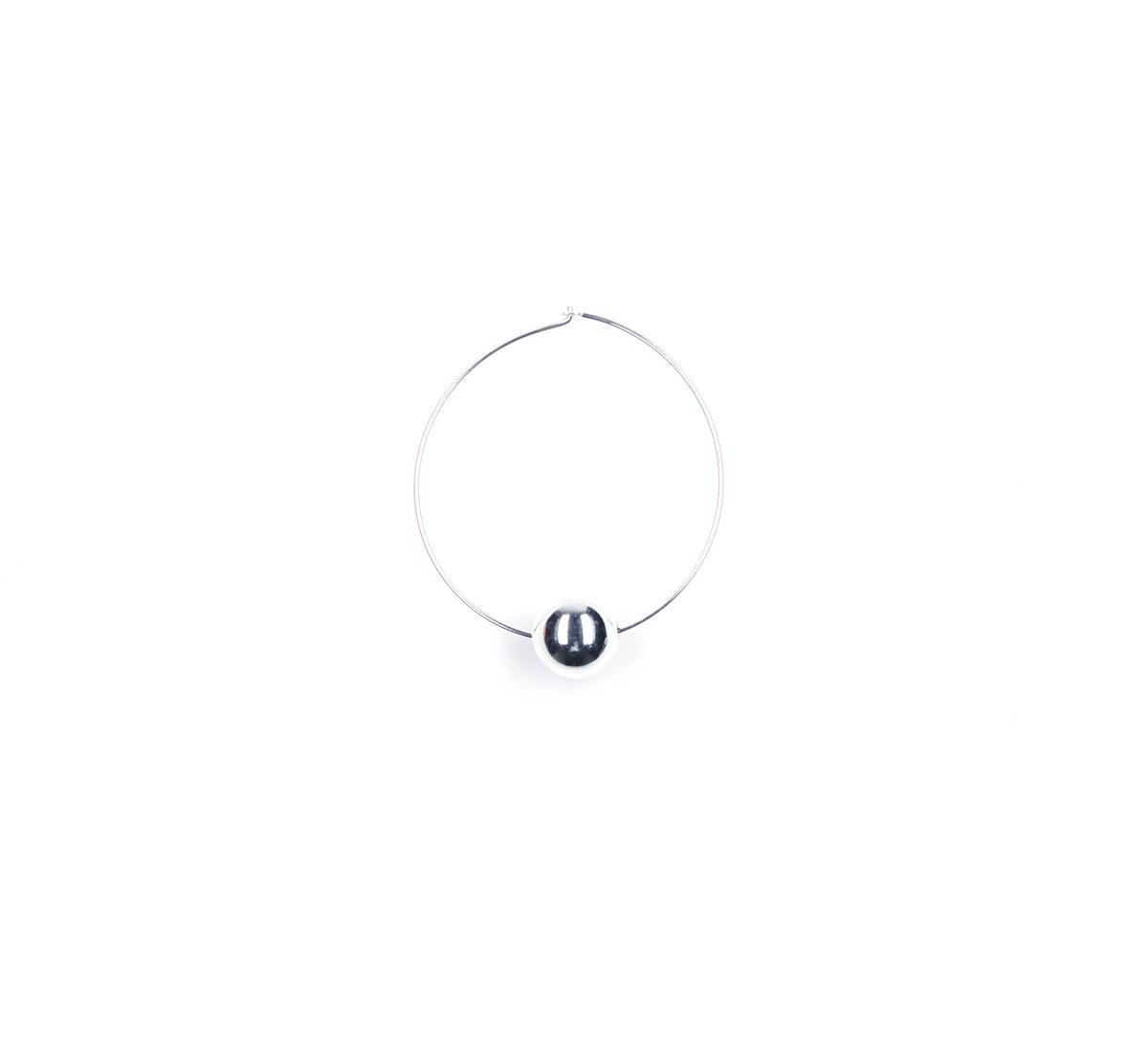 Sorelle hoop earrings