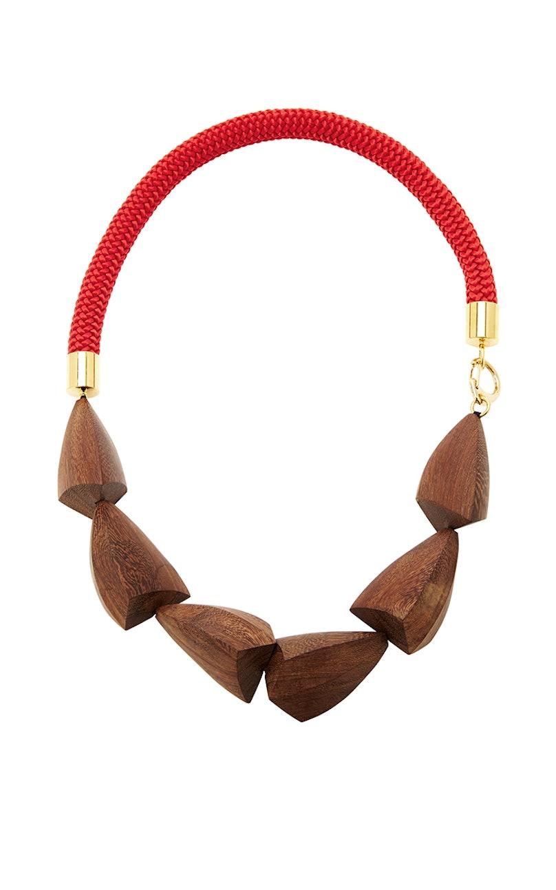 Marni necklace, $470, modaoperandi.com