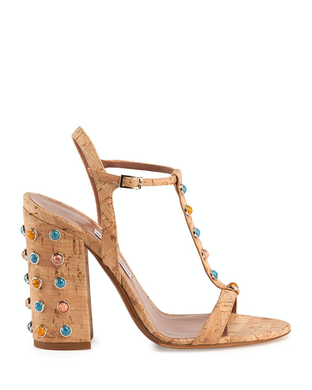 Tabitha Simmons sandal, $825, neimanmarcus.com