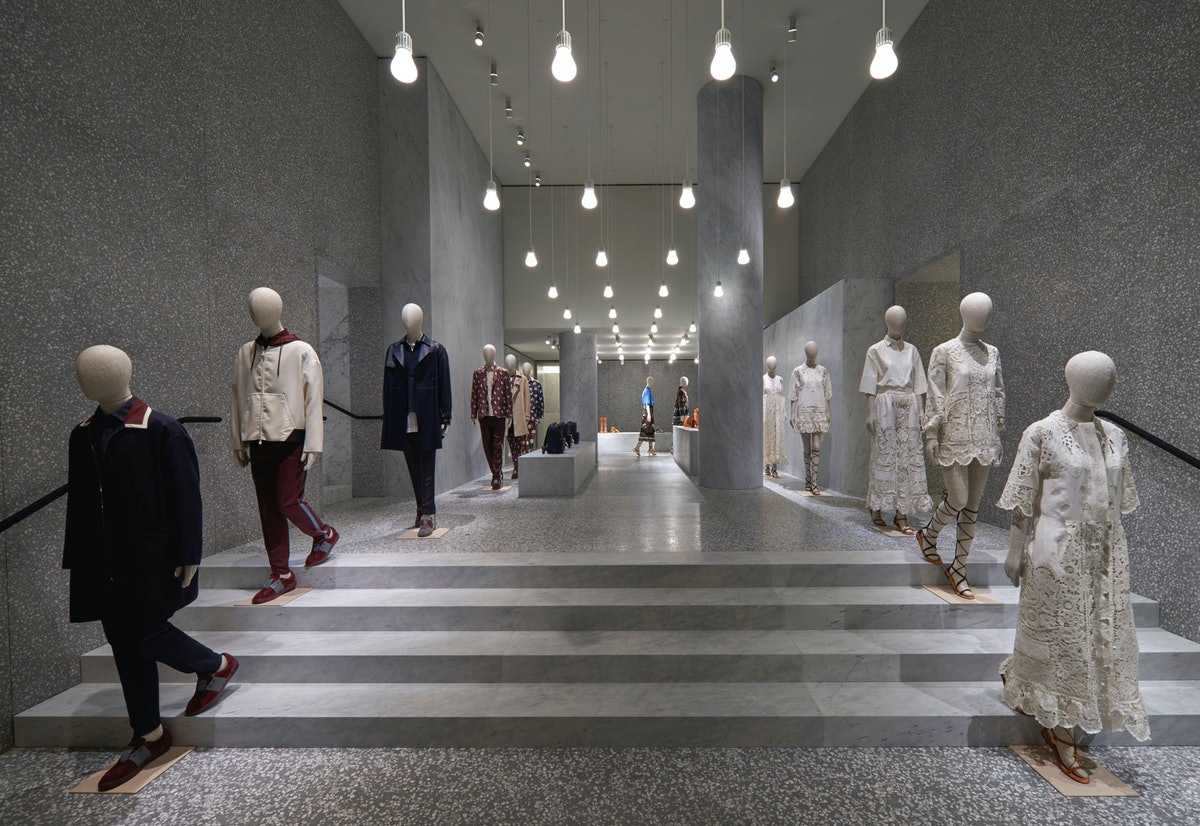 Valentino Rome Flagship Store