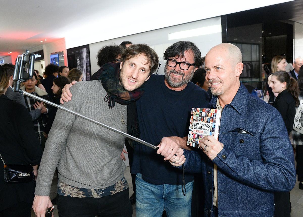 Marc Alary, Billy Reid, and Italo Zucchelli