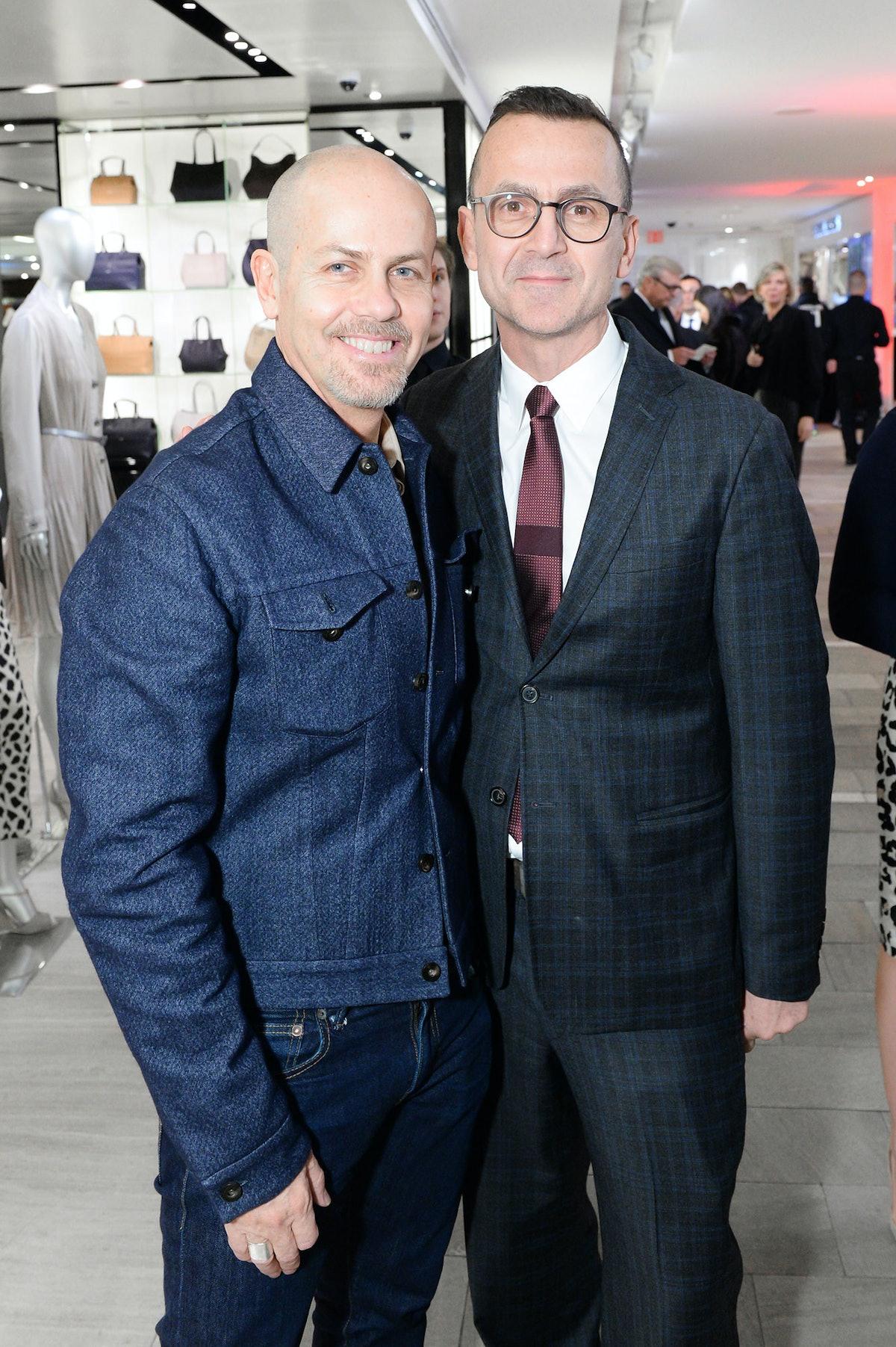 Italo Zucchelli and Steven Kolb