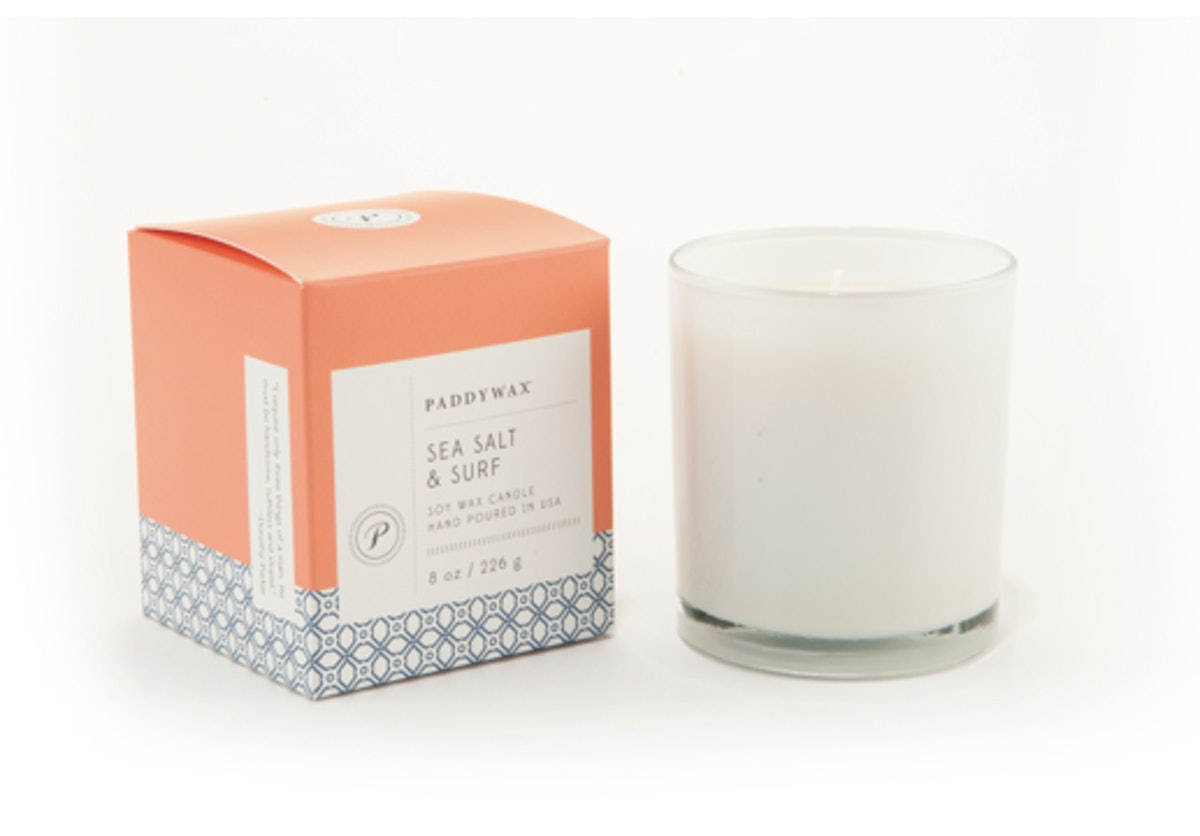 Paddywax Seasalt and Surf Candle