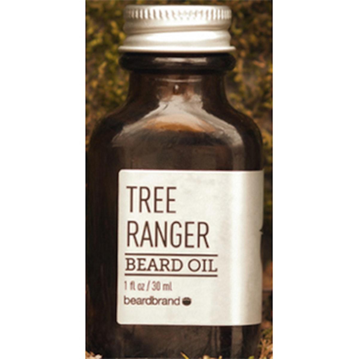 Beardbrand Tree Ranger Beard Oil
