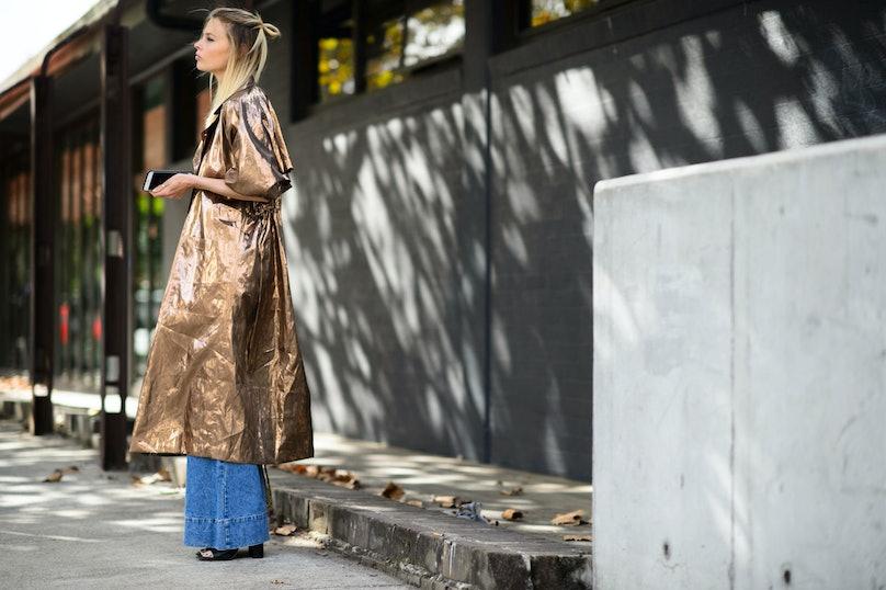 Mercedes Benz Fashion Week Australia Street Style Day 2