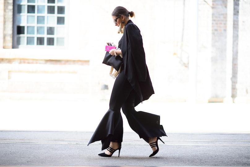 Mercedes Benz Fashion Week Australia Street Style Day 3