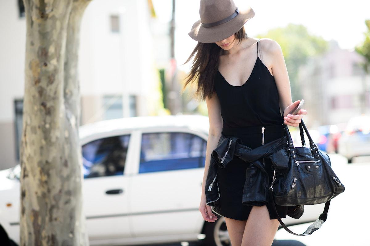 Mercedes Benz Fashion Week Australia Street Style Day 4
