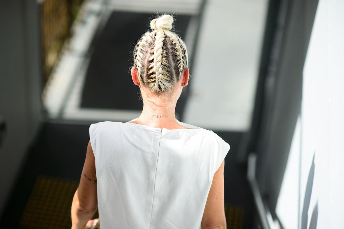 Mercedes Benz Fashion Week Australia Street Style Day 5