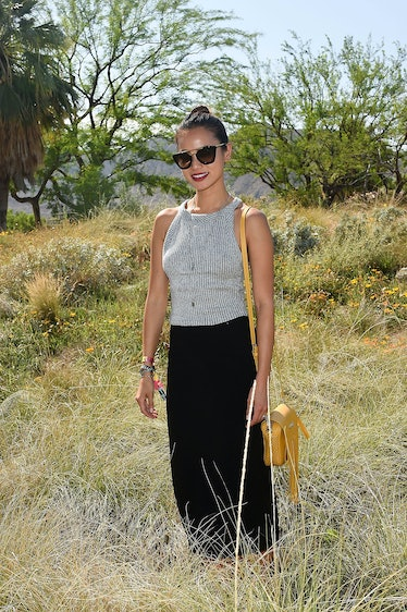 Jamie Chung at Coachella Music Festival. Stefanie Keenan/Getty Images for Forever 21.