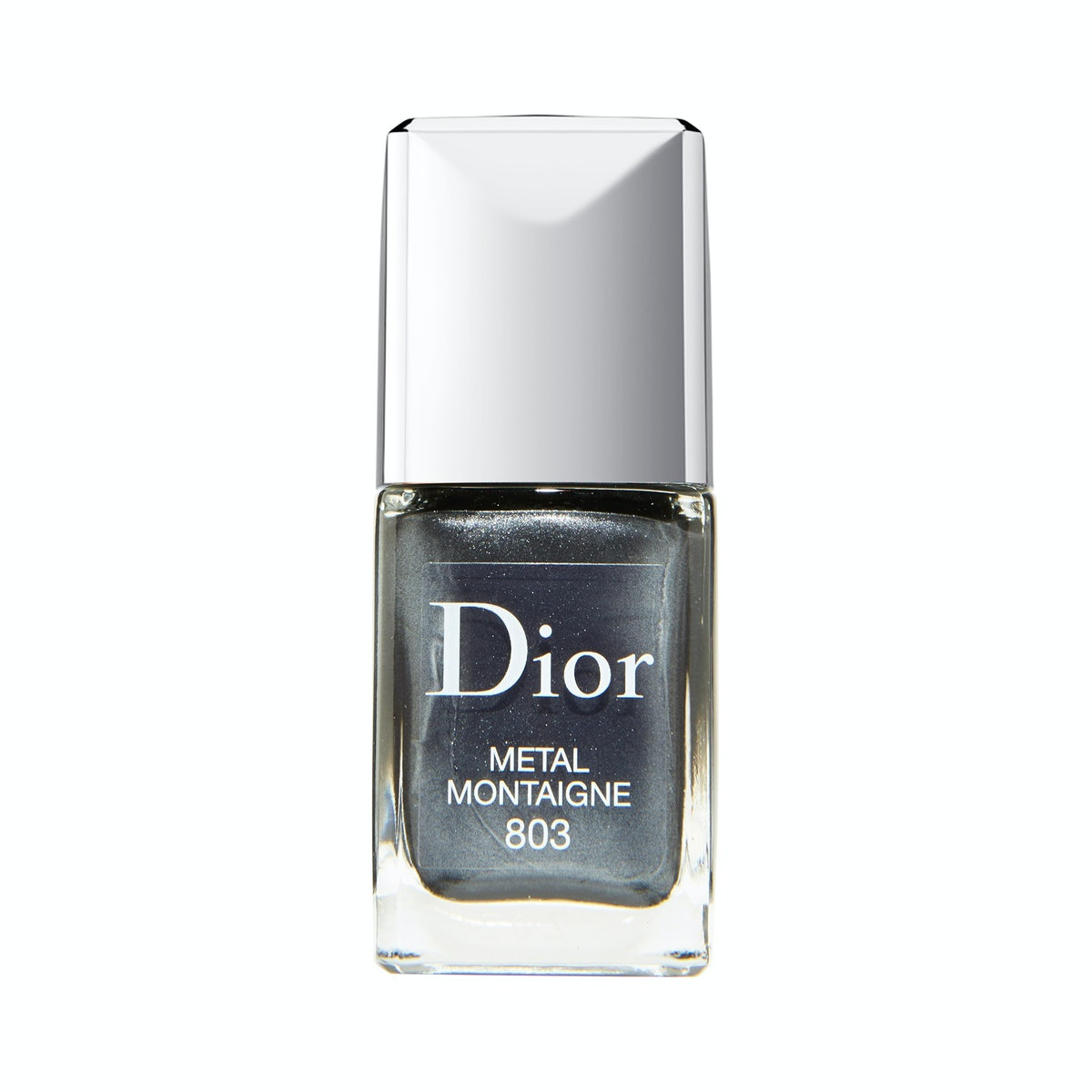 Dior nail polish in Metal Montaigne