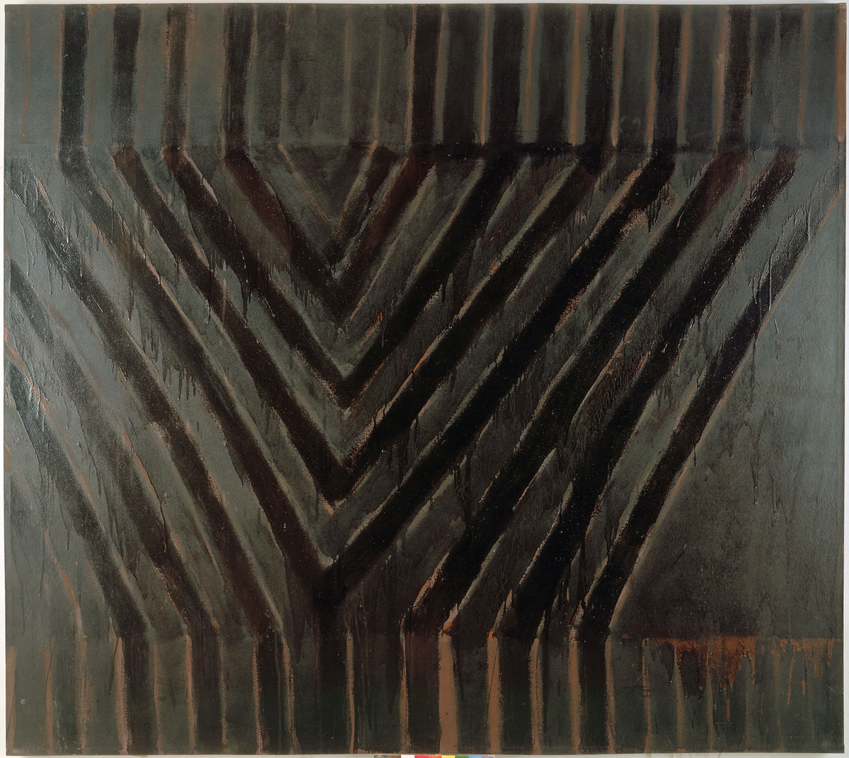 Frank Stella's Delta