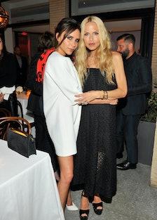 Victoria Beckham and Rachel Zoe