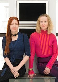 Alexa Adams and Flora Gill