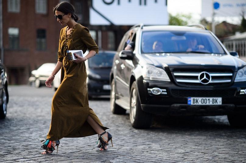 Tbilisi Fashion Week Fall 2015 Day 1