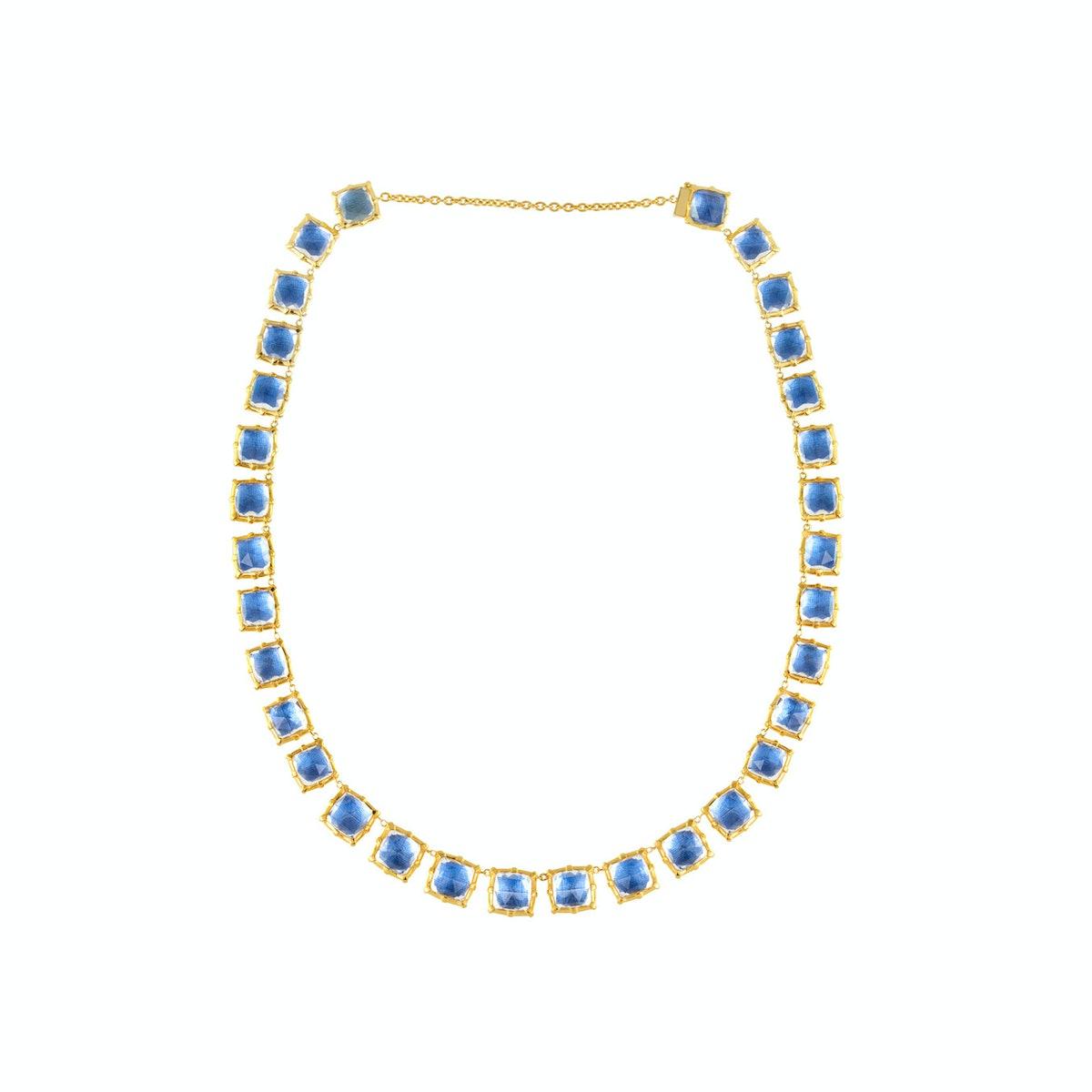 Larkspur & Hawk necklace