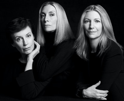 Wendy, Tonne, and Stacy Goodman