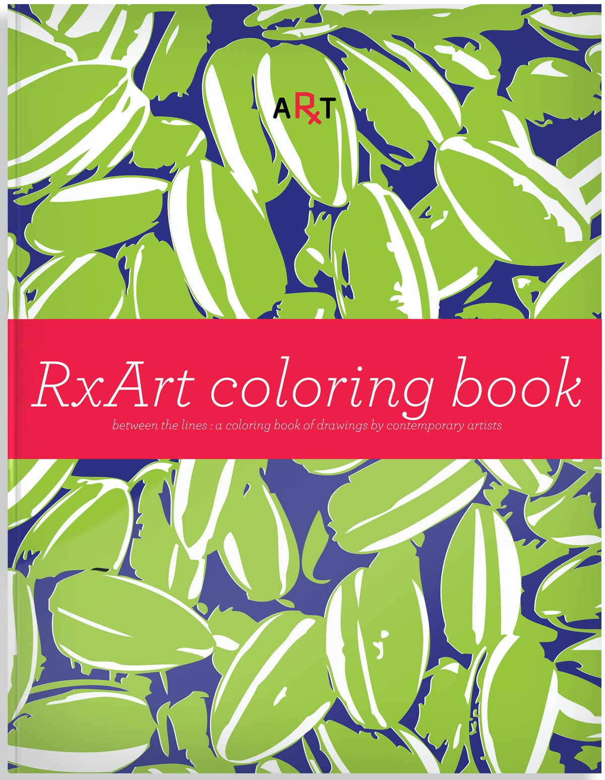 The RxArt Coloring Book Volume IV