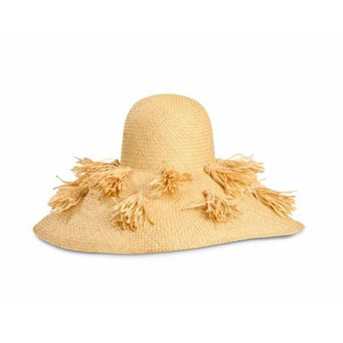 PRESTON AND OLIVIA hat