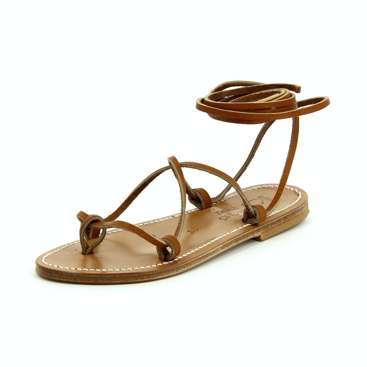 K. Jacques St. Tropez sandals