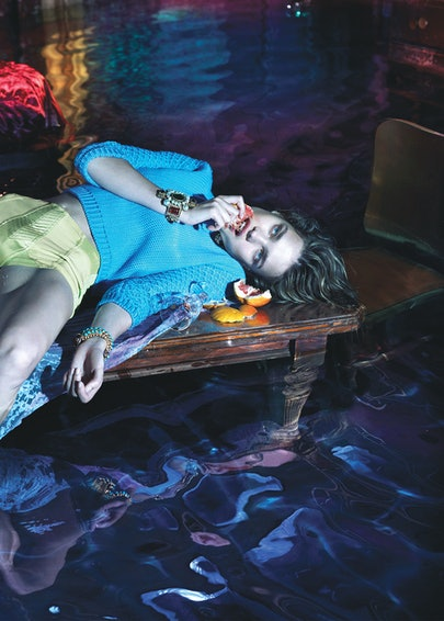 Natalia Vodianova by Mert and Marcus