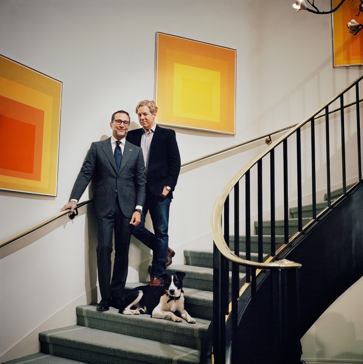 James Costos and Michael Smith