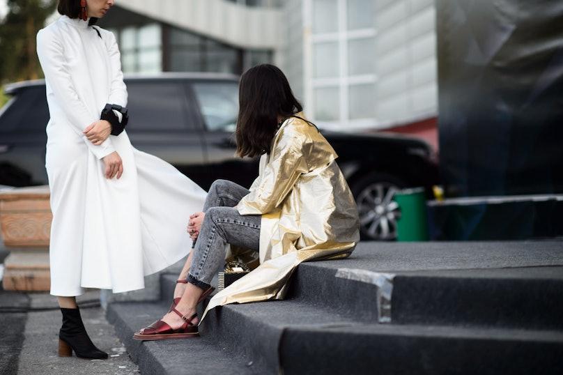 Almaty Fashion Week Fall 2015 Day 1