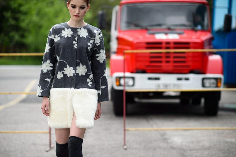 Almaty Fashion Week Fall 2015 Day 2
