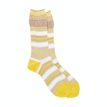 Yellow Antipast socks