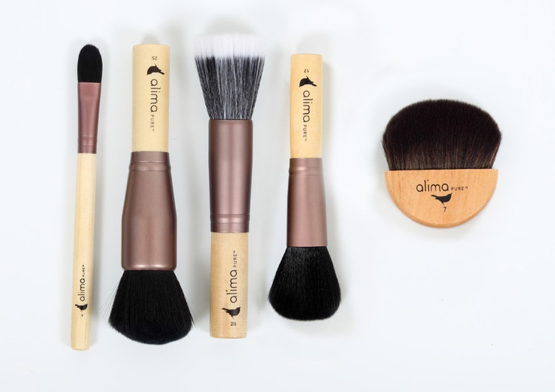 Alima Pure Ultimate Face Brush Set