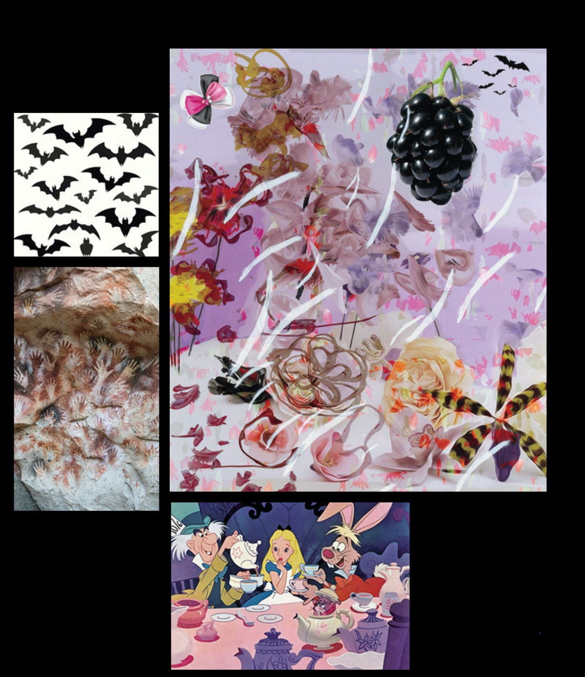 Petra Cortright's Andro-6 Greeting Cards