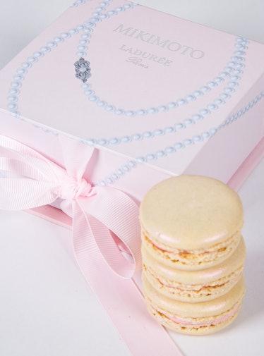 Laduree Mikimoto box
