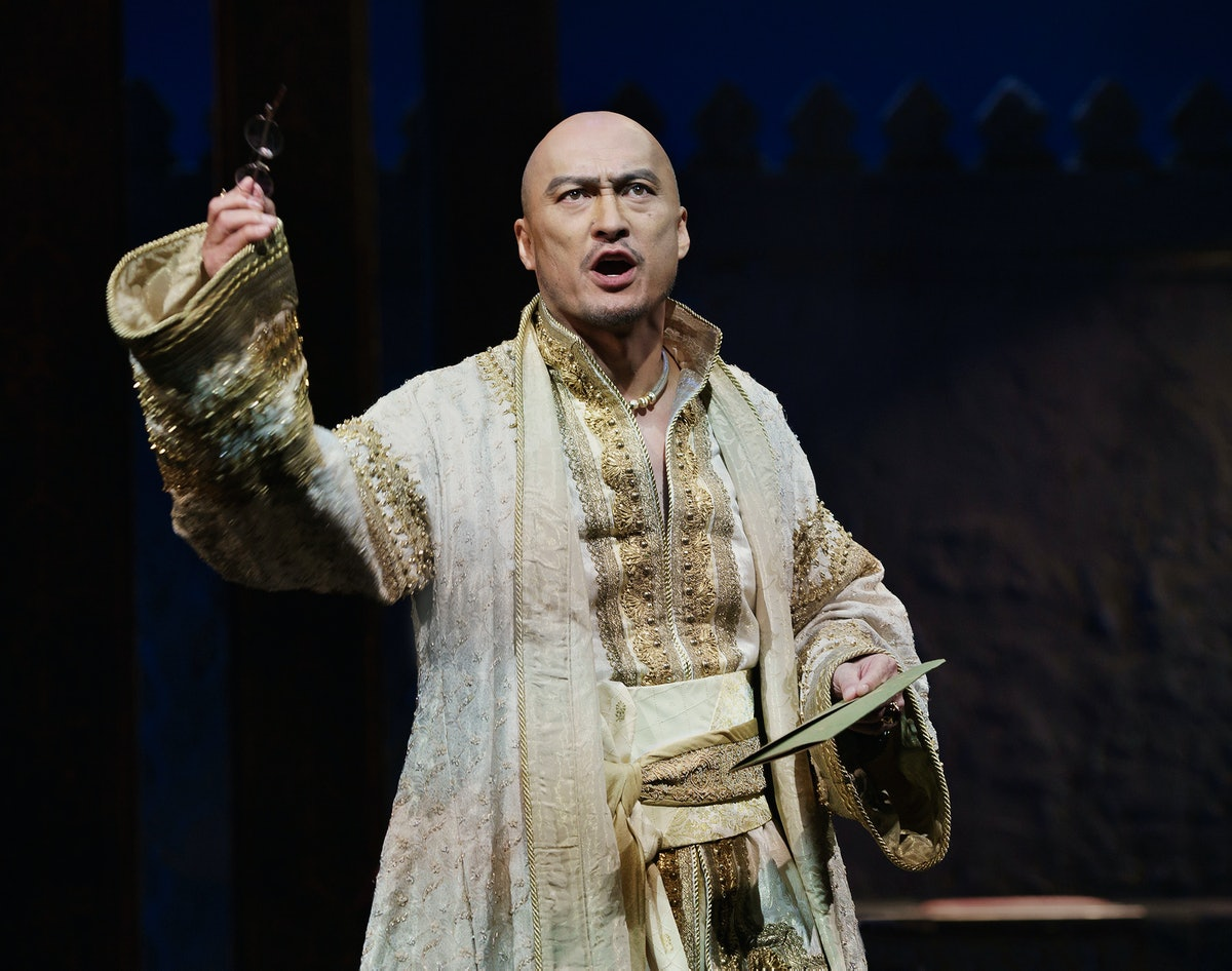 The King and I Costumes